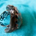 Lake Glass Ring
