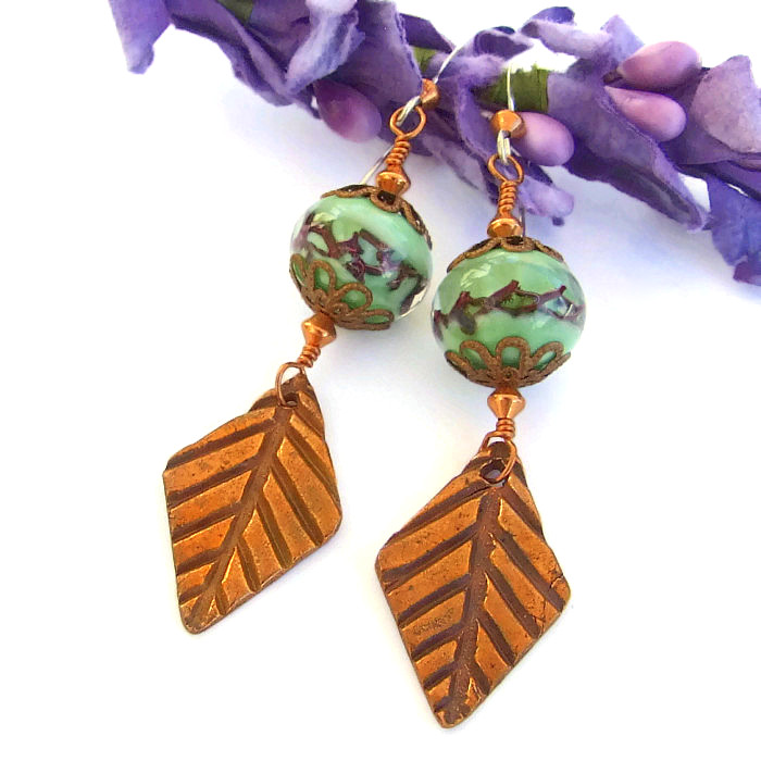 Autumn Aria Earrings