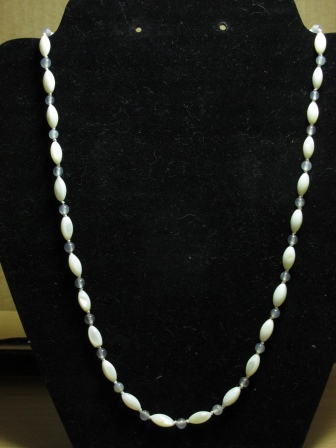 Need a Budget-Friendly Display for Knotted Pearls