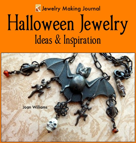 Halloween Jewelry Ideas and Inspiration - Jewelry Making Journal