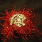Red Jewellery for Christmas
