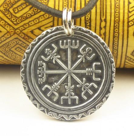 Original Fine Silver Pendant