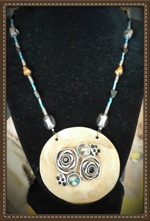 Up-Cycled Spoon Necklace