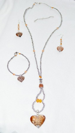 PSmith: Comfortable Class with Lampwork Glass 3