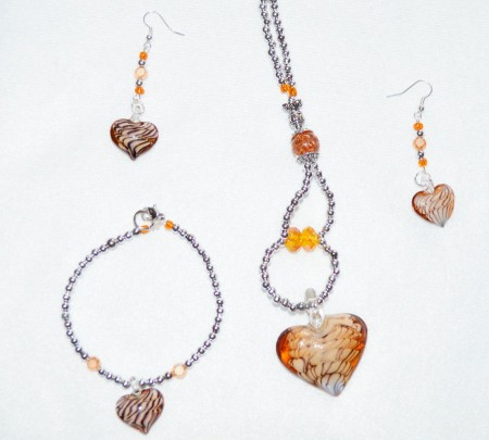 PSmith: Comfortable Class with Lampwork Glass 1