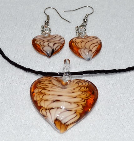 PSmith: Comfortable Class with Lampwork Glass 2