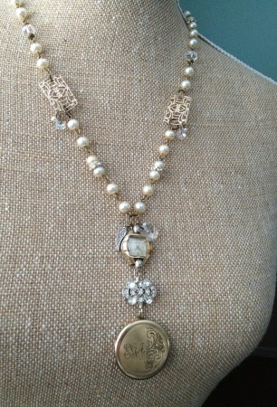 SReid: Nanny's Treasures: My Vintage Heirloom Design 2