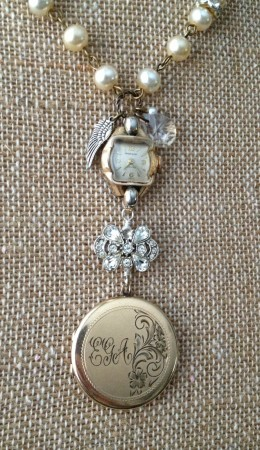 SReid: Nanny's Treasures: My Vintage Heirloom Design 4