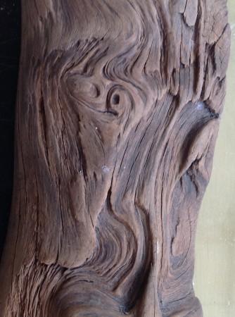 The Natural Wood Grain