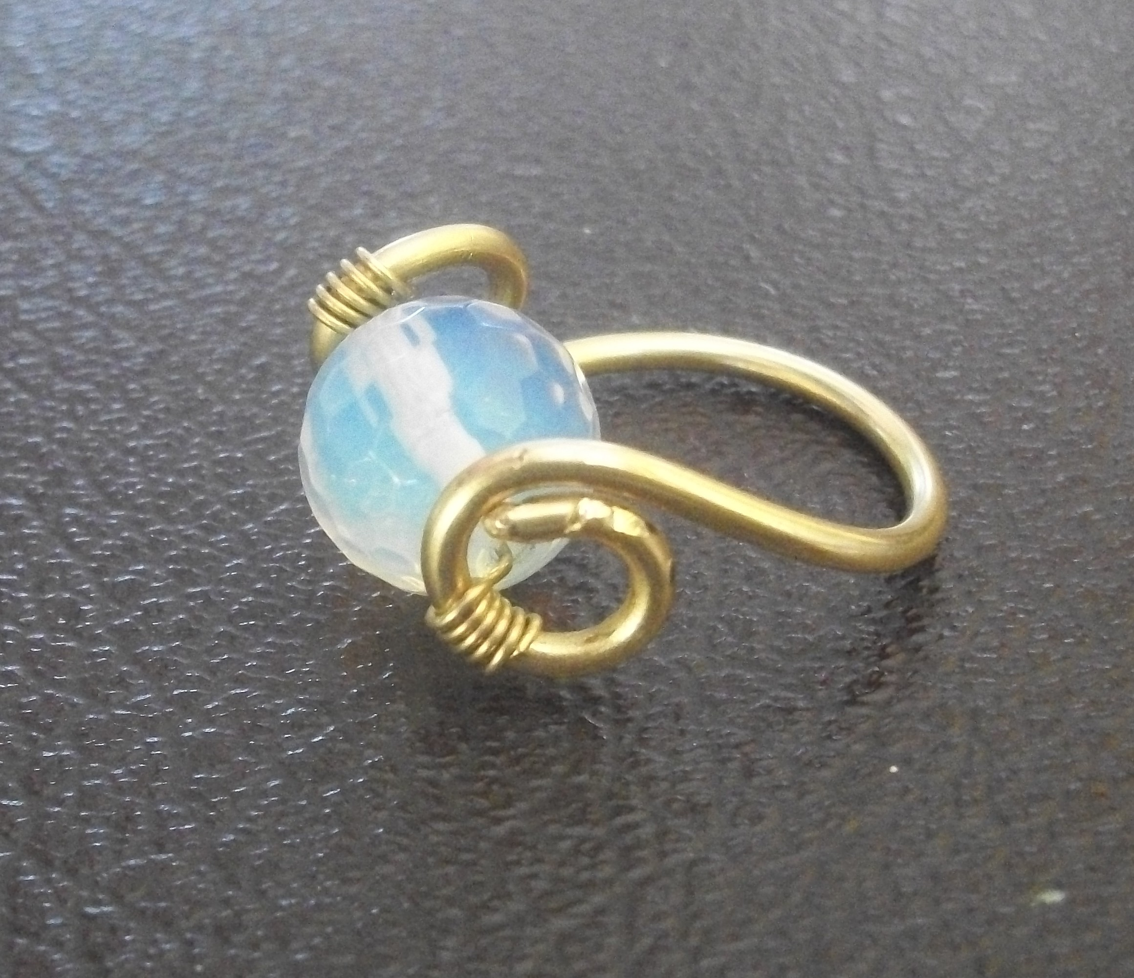 Rings with Moonstone