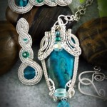 Self-Taught Jewelry Artist Inspired by Deviant Art