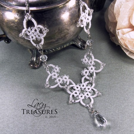 Darlene: Tatted Lace Treasures 2