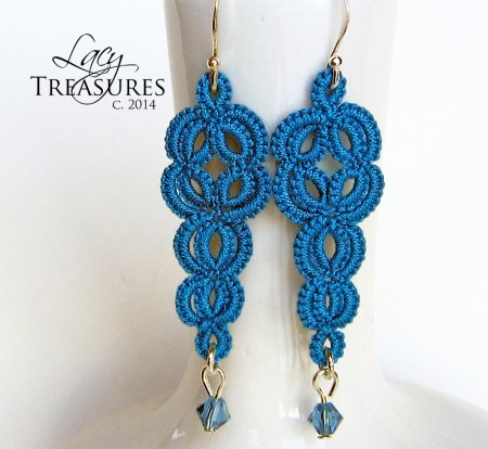 Darlene: Tatted Lace Treasures 4