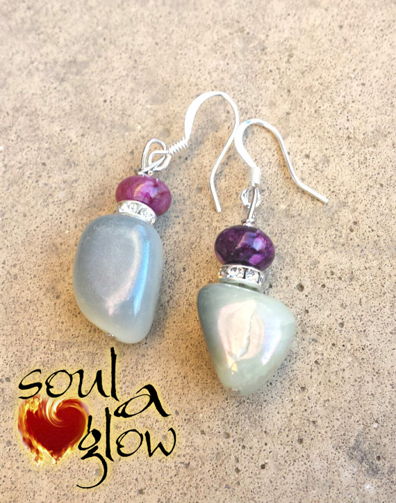 Reiki-Charged Crystal Healing Jewelry