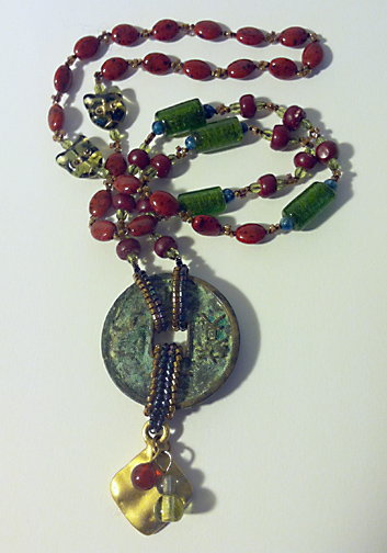 Marco Polo Necklace
