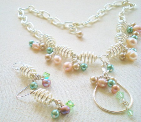 Pastel in Pearls