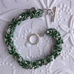 Spring Byzantine Chainmail Bracelet