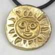 Bronze Del Sol Pendant