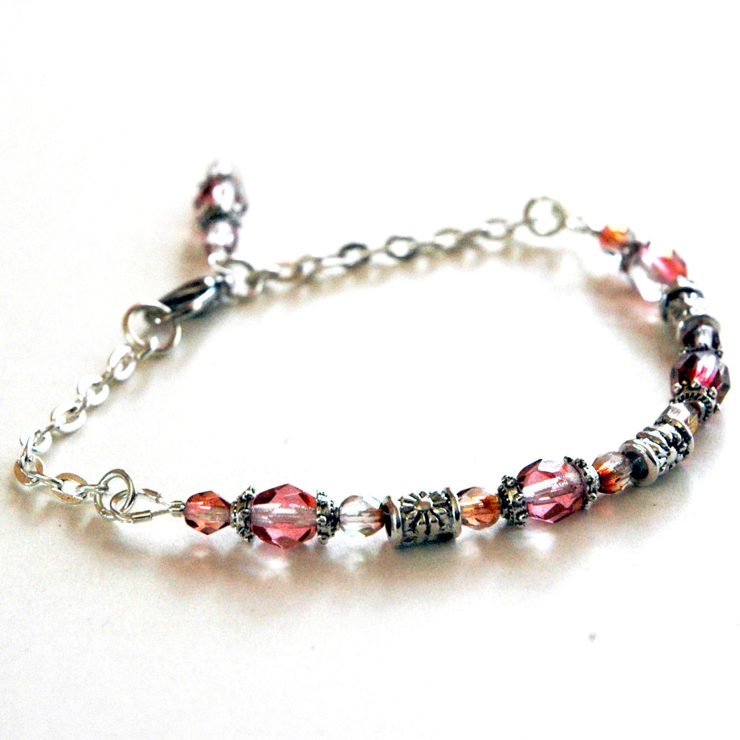 Bohemian Charm Bracelet/Anklet