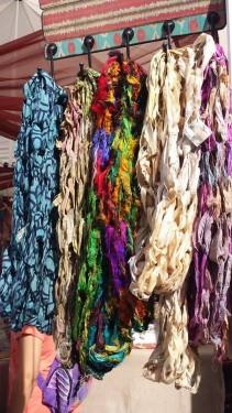 """""""So Sari""""  Scarf Necklace"""