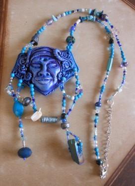 Devotional Yemanya Necklace