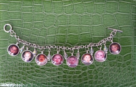 Grandbaby Charm Bracelet