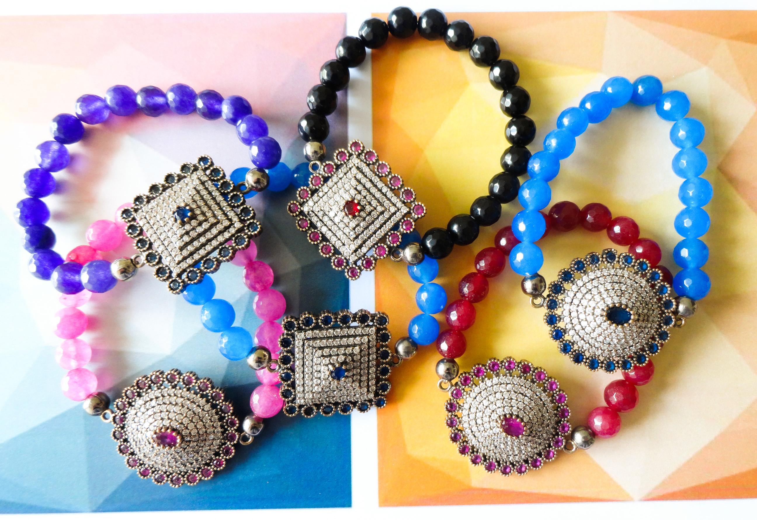 Zirconia Bracelets