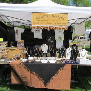 Festival Display Booth