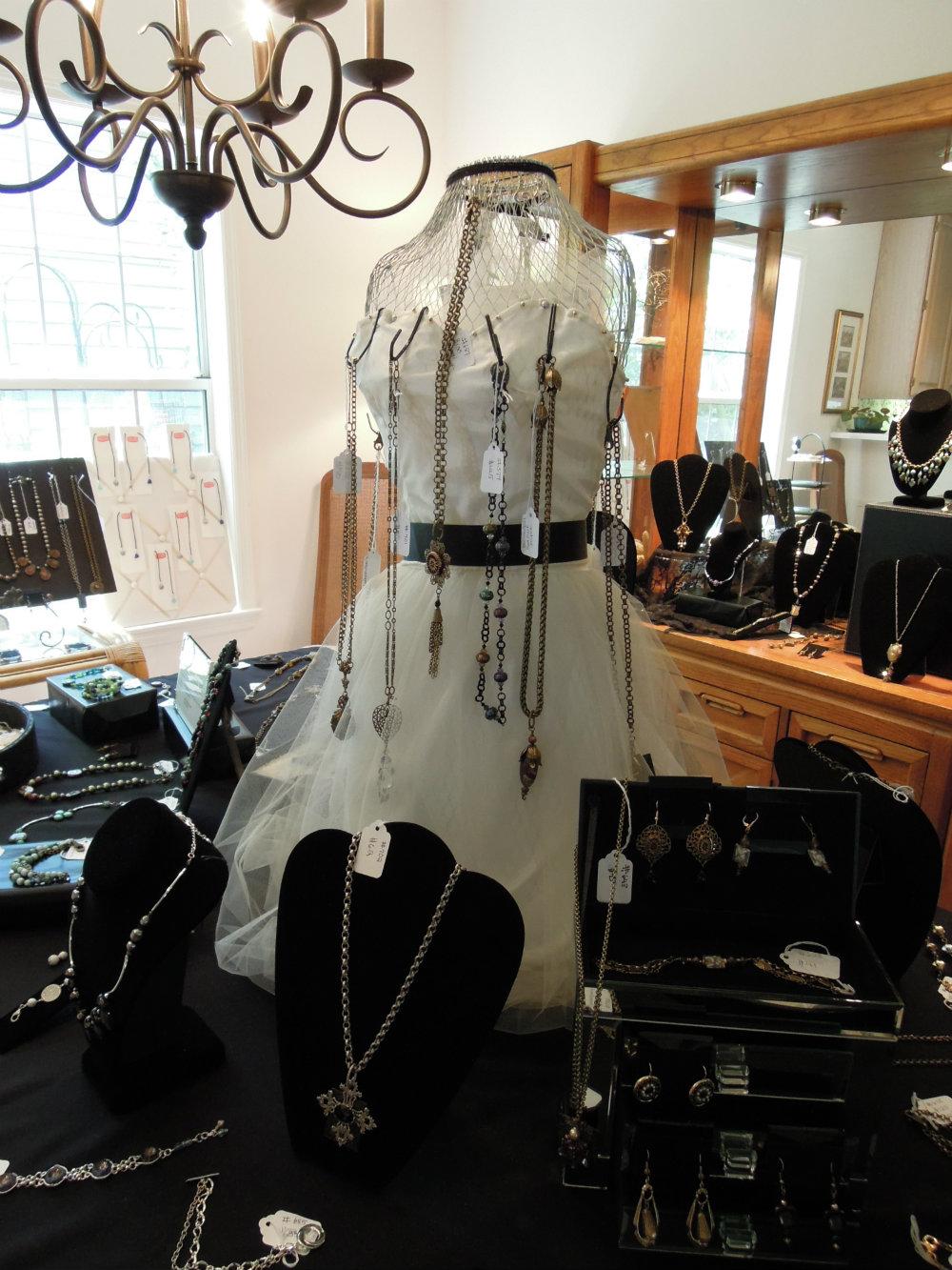 My Scarlett Jewelry Display