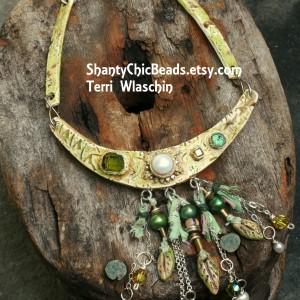 TWlaschin: Going Green & Sassy 1