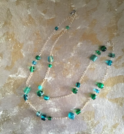 Sea bead chain