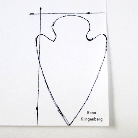 Colgante Cabeza de Flecha de Metal (Tutorial)