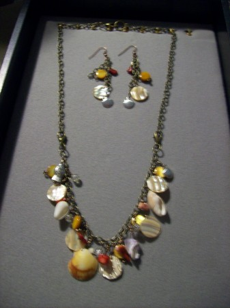 My first convertible necklace/bracelet
