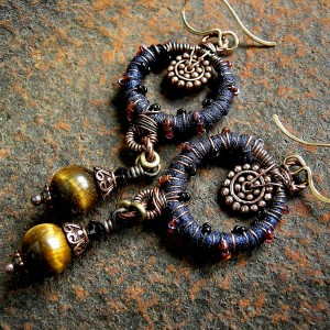 Serenata Notturno Earrings