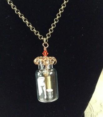 Santa Barbara Zoo Zoo Bottle Necklace