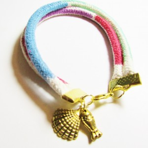 Colored By Hand Cord Bracelets
