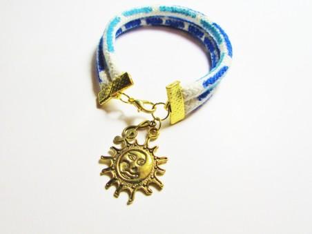 JMalcom: Colored By Hand Cord Bracelets 1
