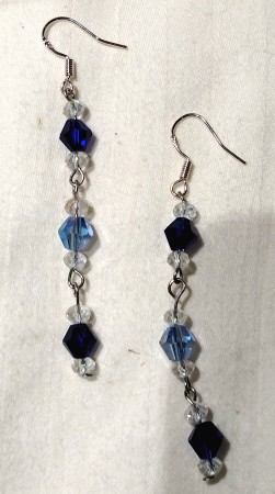 Drop earrings one of my most popular kits