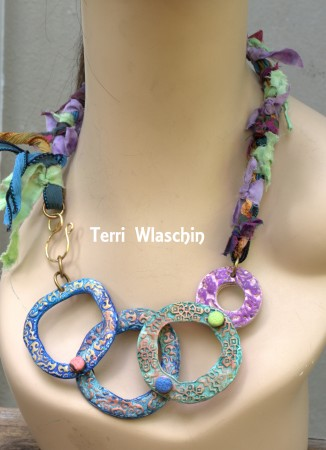TWlaschin: Bohemian Starseed Mixed Media Jewelry 2
