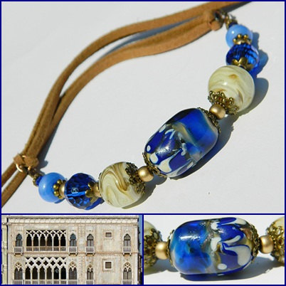 Marrianne: Lampwork Inspired by Ca'd'Oro - Venezia - Italy 2