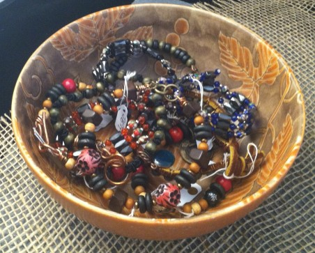 Bracelet Bowl Display