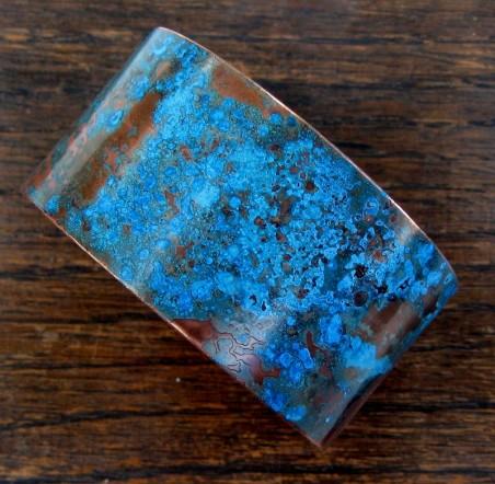 Copper Patina Cuff