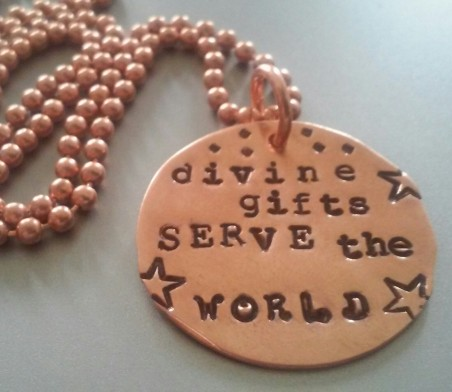 Answer Your Dream Jewelry - we all have divine gifts to serve the world