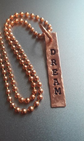 Answer Your Dream Jewelry - keep your dream front and center
