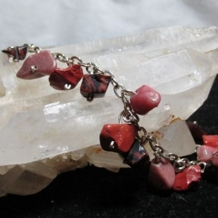 Bracelet by Autumn Boutcher  - featured on Jewelry Making Journal