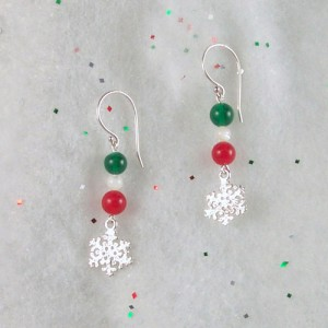 Holiday Photo Props for Jewelry
