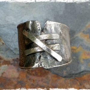 """Shattered"" Ring"