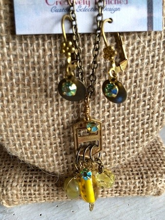 Jewelry Sets by Teri Griffith  - featured on Jewelry Making Journal