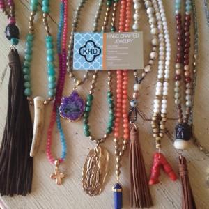 Long Tassel / Pendant Necklaces