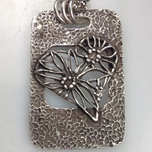 Hope and Heart Pendant